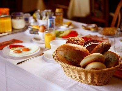 Bőséges reggeli